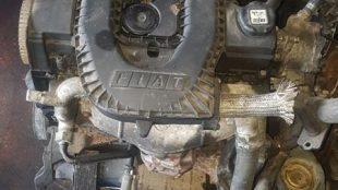 Doblo 1.9 Düz Dizel Motor